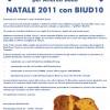 Stampa Locandina Panettoni 2011