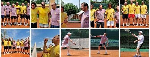 Foto 3° trofeo di tennis Andrea Bodo