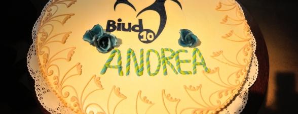 2012 Cena in ricordo di Andrea