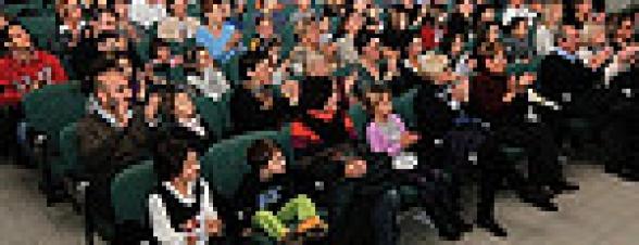 Spettatori Magia 2012