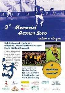 Calcio a 5 - II Memorial Andrea Bodo