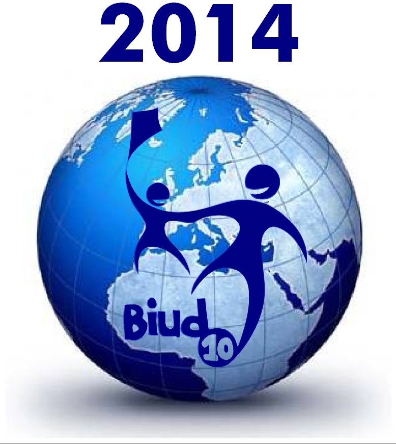 Biud10 nel mondo 2014